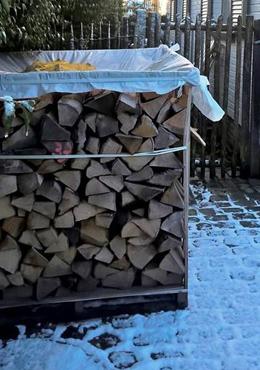 Kurkdroog brandhout te koop!